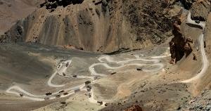 Jalebi Road, Ladakh